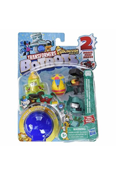 transformers Botbots 5'li Paket E3486 - Home Rangers