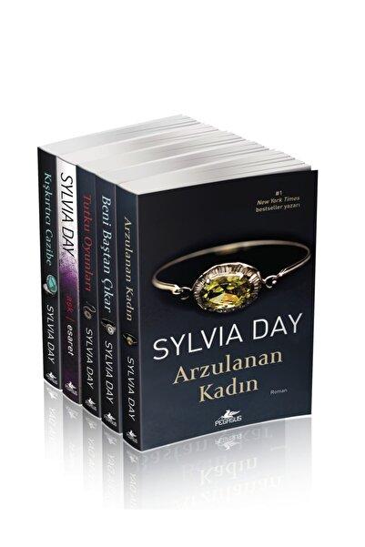 Pegasus Yayınları Sylvia Day Romantik Kitaplar Koleksiyon Takım Set 5 Kitap