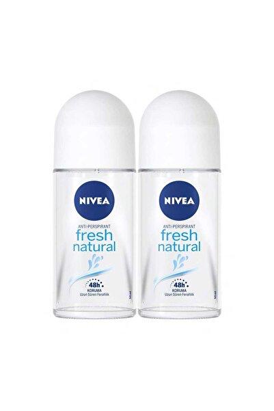Nivea Fresh Roll On Deodorant 50 ml Kadın 2'li Avantaj Paketi
