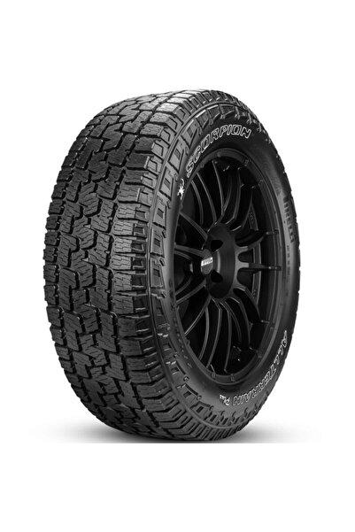 Pirelli 265/60r18 110h Wl Beyaz Yazili Scorpion All Terrain Plus (2020) (sibop Takımı Hediye)