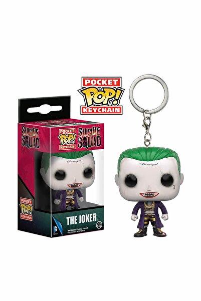 Funko POP Anahtarlık Suicide Squad Joker