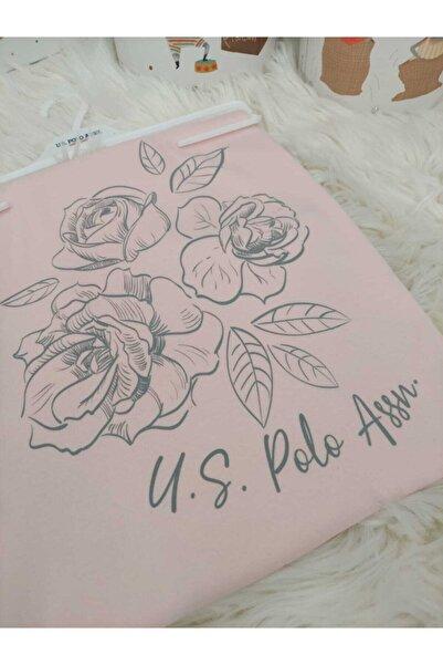 U.S. Polo Assn. Kids Bebek Battaniye Pamuklu Mevsimlik
