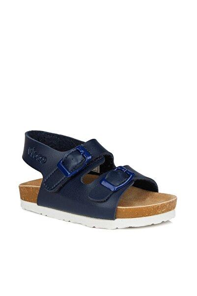 Vicco Last Unisex Bebe Lacivert Sandalet