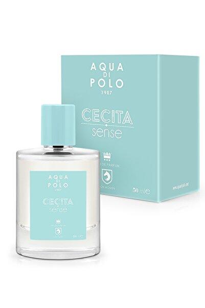 Aqua Di Polo 1987 Cecita Sense 50 ml Kadın Edp Apcn001002
