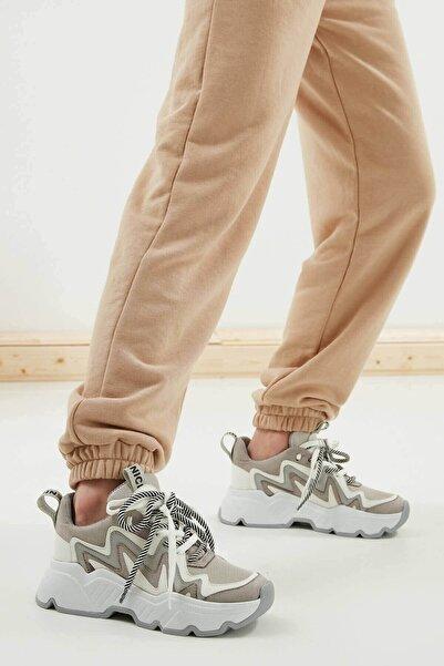 Mio Gusto Maxine Gri Sneaker