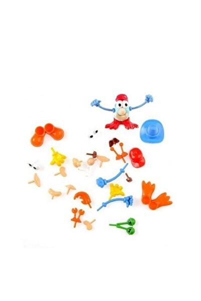 Bubu Oyun Hamuru Aksesuarı Vücut Parçaları 26 Parça