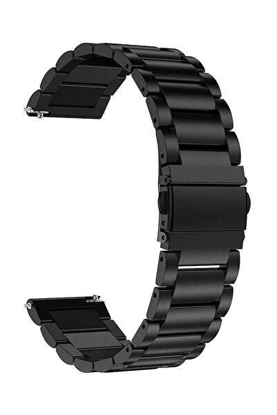 Vothoon Huawei Watch Gt Gt2 Gt2 Pro Uyumlu Classic Çelik Metal Kordon 46mm