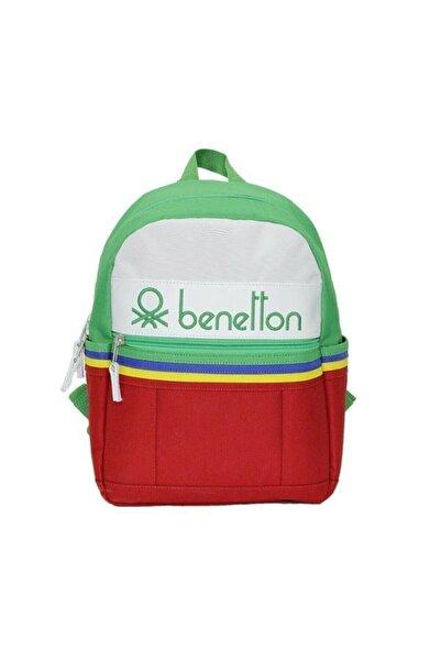 Benetton Ana Okulu Çantası 70034