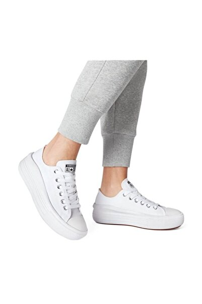 converse Chuck Taylor All Star Move Platform Kadın Ayakkabı 570257c-102v1