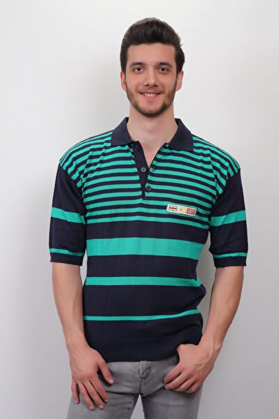 Sude Erkek Yeşil Serten Pamuk T-Shirt 88027