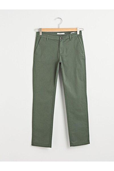 LC Waikiki Erkek Yeşil Pantolon