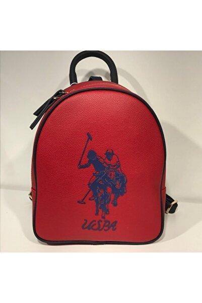 U.S. Polo Assn. Kadın Sırt Çantası