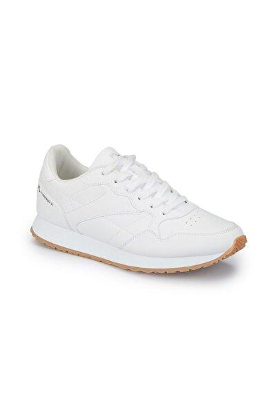 lumberjack Erkek Beyaz Hello Spor Ayakkabı