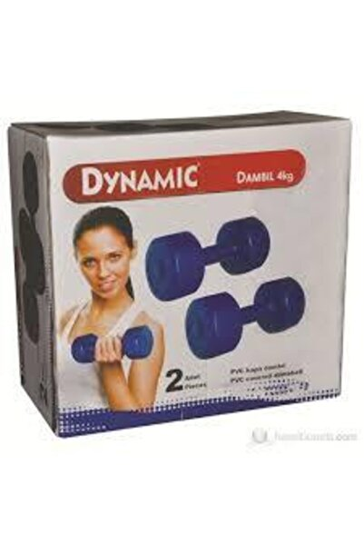 Dynamic Dynamıc Vınyl Dumbbell 6 Kg