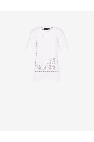 Love Moschino Kadın T-shırt-w 4 H06 04