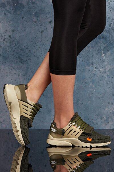 DARK SEER Haki Unisex Sneaker