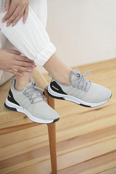STRASWANS Kadın Streç Triko Spor Ayakkabı