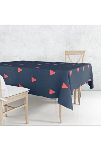 Minteks Lacivert Masa Örtüsü 140 X 220 -7a cm