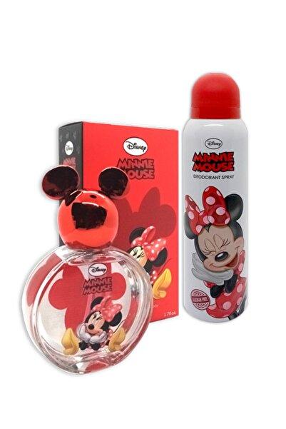 DISNEY Minnie Mouse 50ml Parfüm Edt + 150ml Deodorant