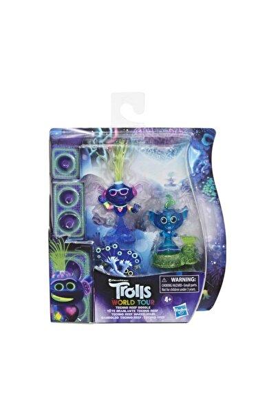Trolls World Tour Ikili Set Techno Reef Bobble