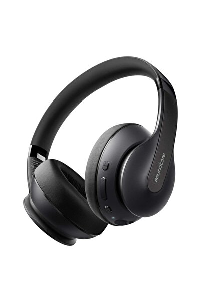 Anker Soundcore Life Q10 Kablosuz Bluetooth 5.0 Kulaklık - 60 Saate Varan Şarj - Siyah Gri - A3032
