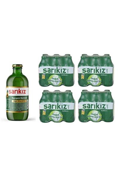 Sarıkız Sade Soda 250ml X 24 Adet (alaşehir)