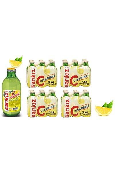 Sarıkız Limonlu Soda 250 Ml X 24 Adet