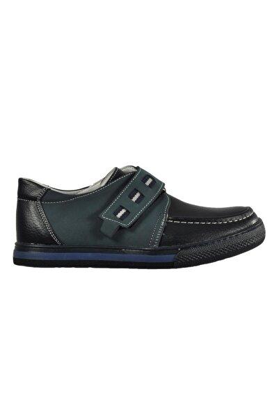 ŞİRİNGENÇ 8999 Siyah-lacivert Çocuk Günlük Ayakkabı