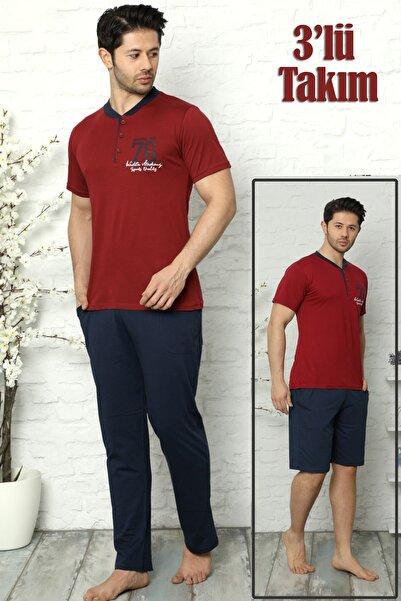 snc Erkek %100 Pamuk Pijama Takımı - Babalar Gününe Özel