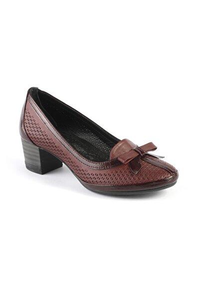 Libero 5165 Bayan Günlük Ayakkabı Bordo