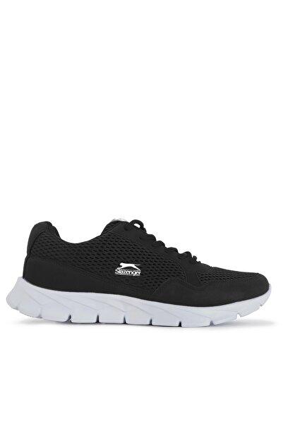 Slazenger Adopt J Sneaker Erkek Ayakkabı Siyah / Beyaz Sa11re055