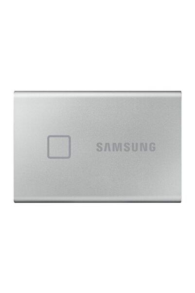 Samsung Taşınabilir Ssd T7 Touch Usb 3.2 2tb (Gümüş)