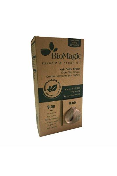 BIOMAGIC 9.00 Doğal Sarı Saç Boyası