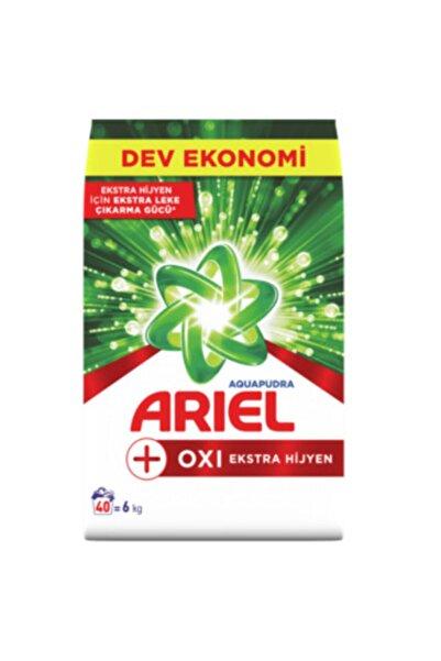 Ariel Oxi Ekstra Hijyen Aquapudra 6 Kg