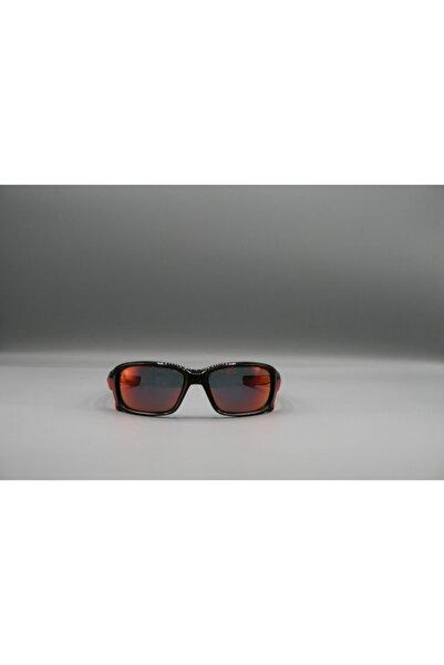 Oakley Kırmızı Aynalı Bombeli Kemik Güneş Gözlüğü