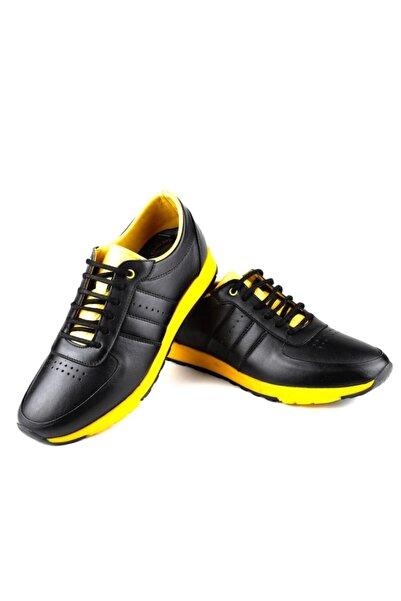 EREN Erkek  Hakiki Deri Günlük Ayakkabı