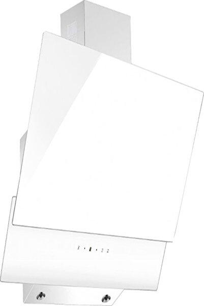 Luxell Beyaz Cam Davlumbaz Da6-835