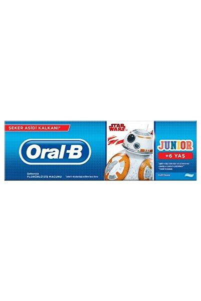 Oral-B Stages Starwars Junior Diş Macunu 75 Ml (6+ Yaş)