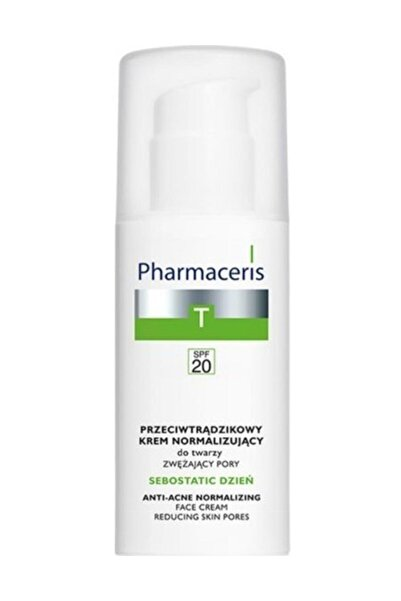 Pharmaceris T Sebostatic Anti-acne Normalizing Face Cream Spf20 -50 ml
