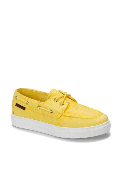 lumberjack Sarı Kadın Sneaker Camila