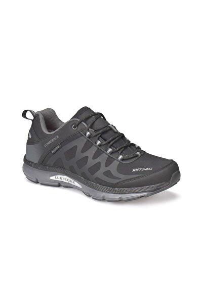 lumberjack Erkek Ayakkabı 100328070 Siyah K.gri
