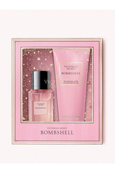 Victoria's Secret New Collection Bombshell Sevgiler Gününe Özel Hediye Seti 2'li