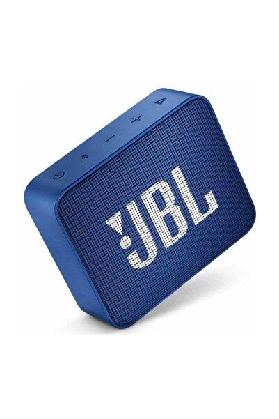 JBL Go 2 Ipx7 Bluetooth Taşınabilir Hoparlör Mavi