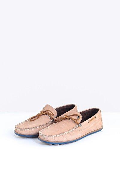Pierre Cardin Erkek Bej Günlük Loafer Ayakkabı pc-302020