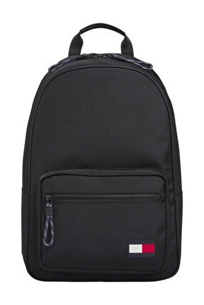 Erkek Siyah Sırt Çantası Tommy Backpack AM0AM06488BDS