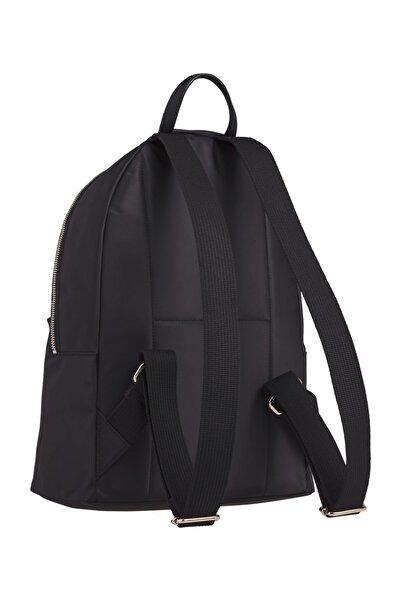 Tommy Hilfiger Kadın Siyah Poppy Backpack Solıd