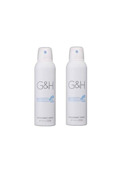 Amway G&h Protect+ 200 ml Unisex Deodorant Spray 2'li Set