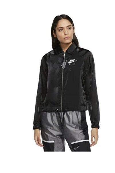 Nike Kadın Siyah Yağmurluk CU5544-010