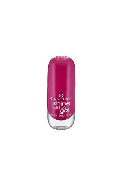 Essence Jel Oje - Shine Last Go Gel Nail Polish 12 8 ml 4059729195371