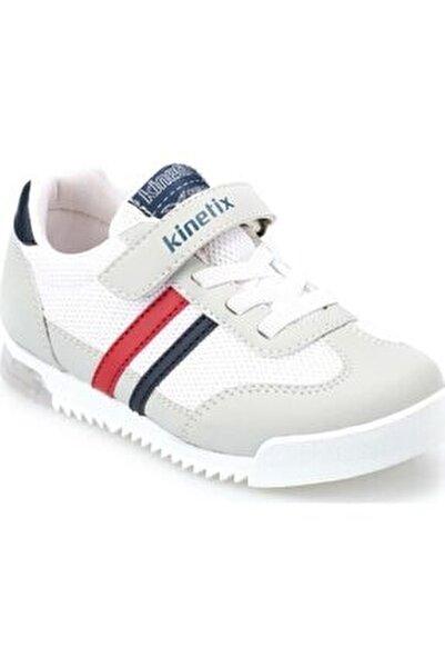 HALLEY MESH J Açık Gri Erkek Çocuk Sneaker Ayakkabı 100355786
